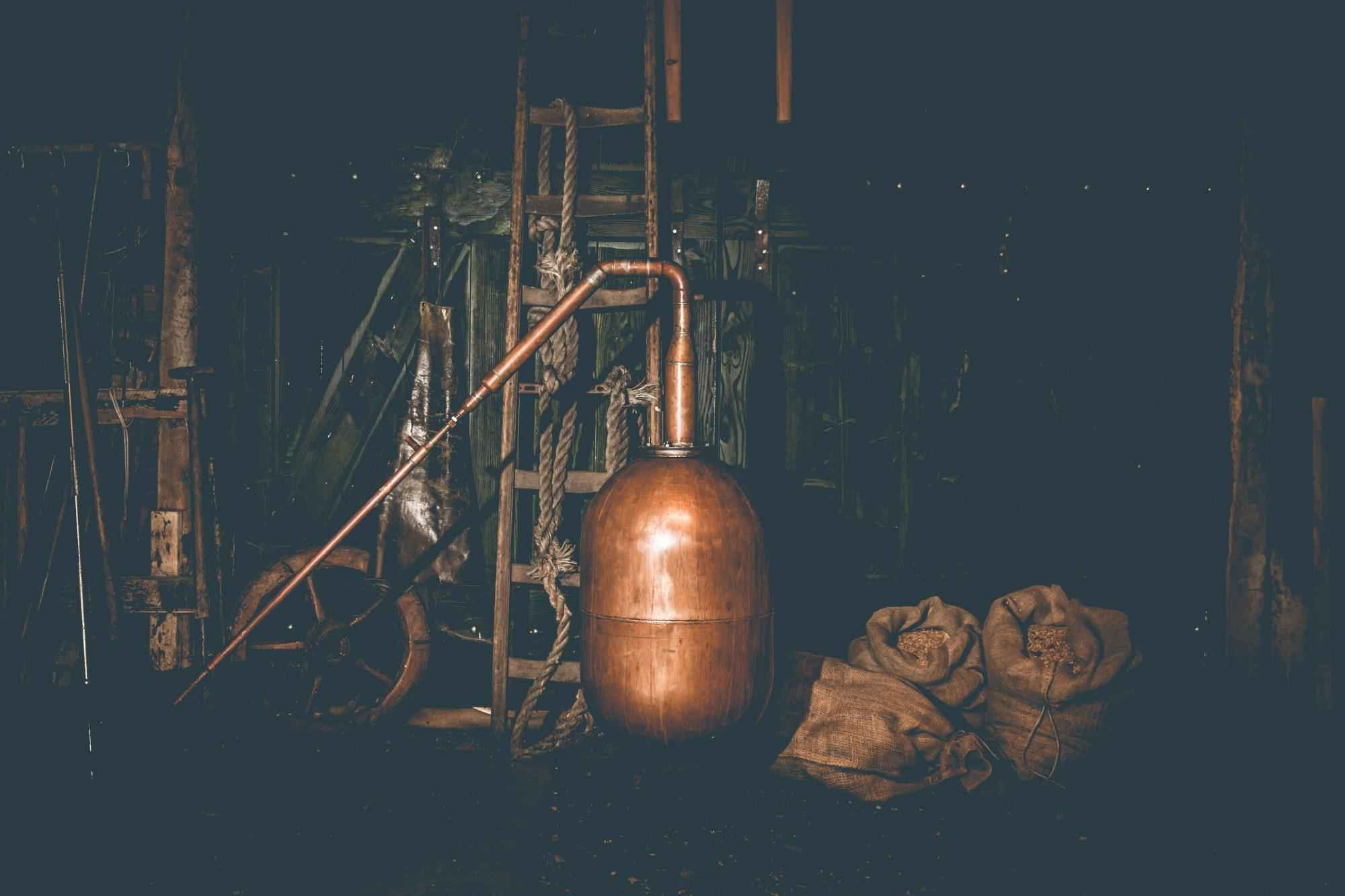 Whisky workshop